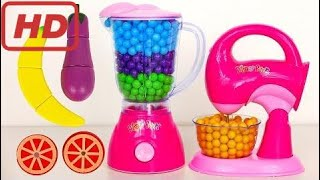 Blender Mixer Kitchen Toy Appliance | Candy Surprise Toys for Kids