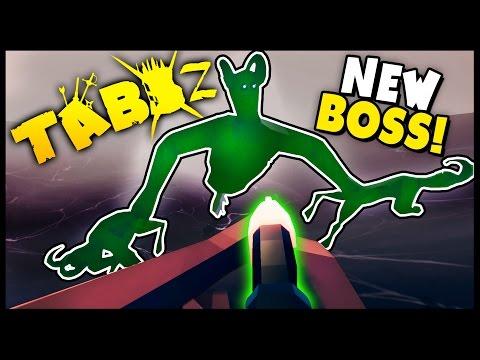 TABZ - Secret Maze, King Zombie & Secret item THE GRABBER! - Totally Accurate Battle Zombielator