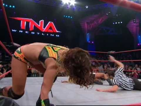The TNA Knockouts In Action