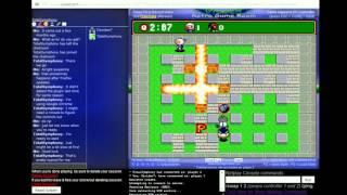 Super Bomberman 4 (english translation) - Super Bomberman 4 (SNES) - SNES Netplay Tournament Week 2 = Davideo7 vs TotalSymphony - User video