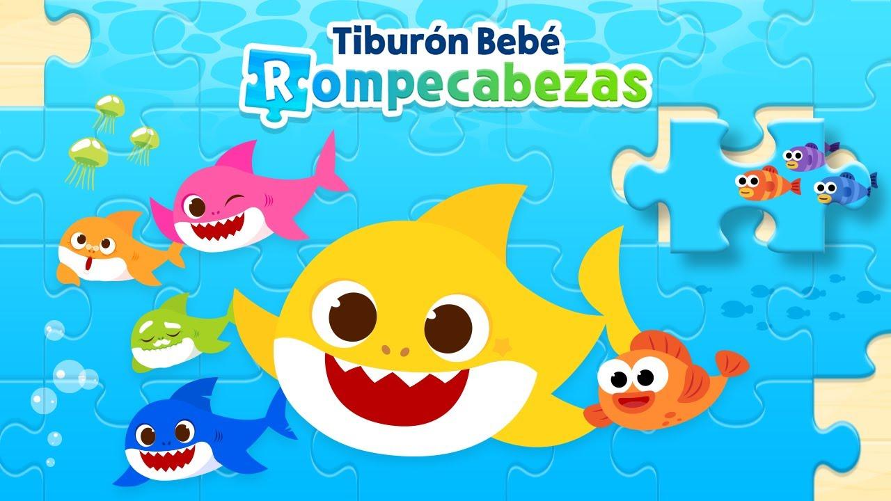 [App Tráiler] Tiburón Bebé Rompecabezas