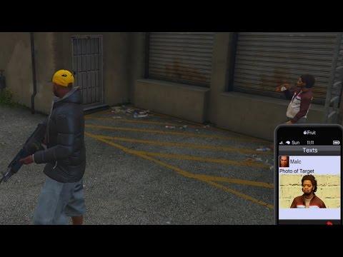 GTA Online:  Search & Destroy Gameplay - CLUB Challenges (BIKERS DLC)