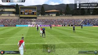 FIFA 15 Mode  Carrière As Monaco [FR] #Episode 1