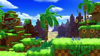Sonic Forces - Green Hill Zone.