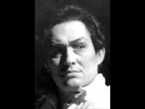 """Gennadi Pischaev/Геннадий Пищаев """"Je crois entendre encore"""" in Russian."""