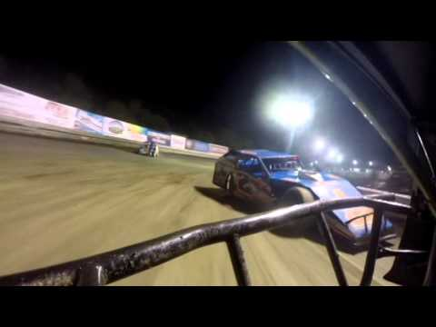 KENNY WALLACE VOLUSIA SPEEDWAY PARK FEATURE 2016