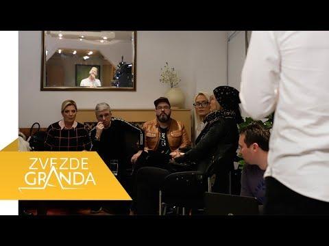 Sasa Popovic i Snezana Djurisic - Mentori - ZG Specijal 14 - 2018/2019 - (TV Prva 23.12.2018.)