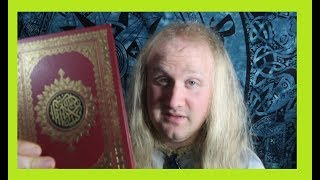 READING THE QURAN FOR THE FRIST TIME !