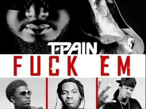 Tech N9ne - Einstein & Tpain - Fuck em remix
