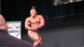 Bodybuilding 2009 IFBB Australian Grand Prix