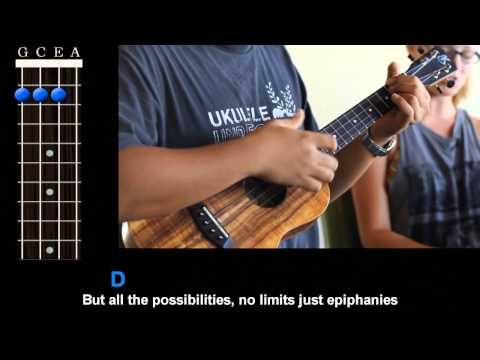 """Best Day of My Life"" (American Authors) Ukulele Play-Along!"
