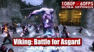 Viking Battle for Asgard gameplay PC HD [1080p/60fps]