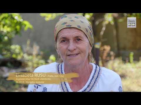 Elisabeta Rusu, TEZAUR UMAN VIU, Jucausa