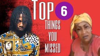 TOP 6 Things You Definitely MISSED in Alkaline Song