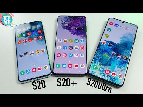Samsung Galaxy S20 Vs S20+ Vs S20 Ultra Какой выбрать?