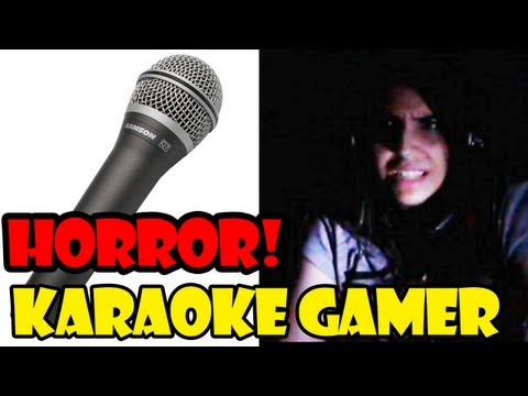Corrente Karaoke Gamer Horror - Slender
