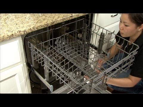 repair tips for a dishwasher that s not cleaning