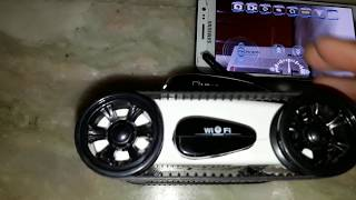 Merlin iRover with HD Camera Review