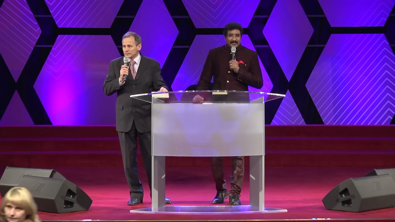 Dr P Satish Kumar Sermons in Russia, GLS SUMMIT - Message 1