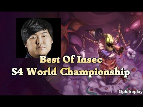 Best of Insec - S4 World Championship