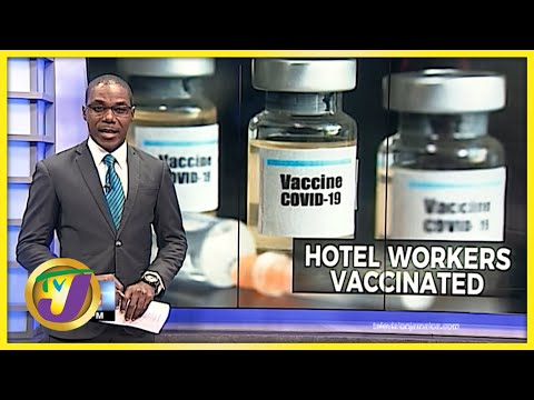 Over 800 Vaccinated at PSOJ Blitz | TVJ News - August 30 2021