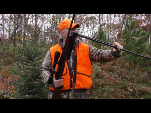 Swagger Bipod Offers Steady Rest For Deer Hunters