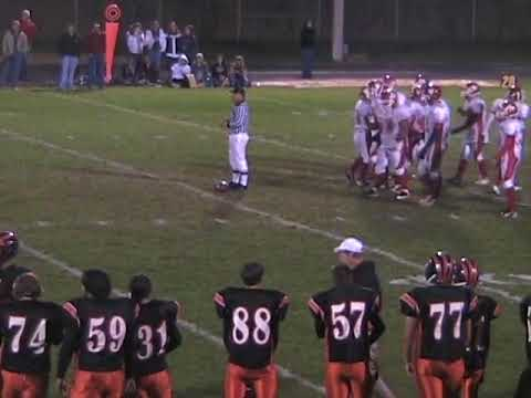 Fruitland High School Football vs Homedale 10-12-07 Part 2 of 2
