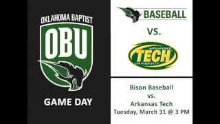 Baseball Game Day 3/31