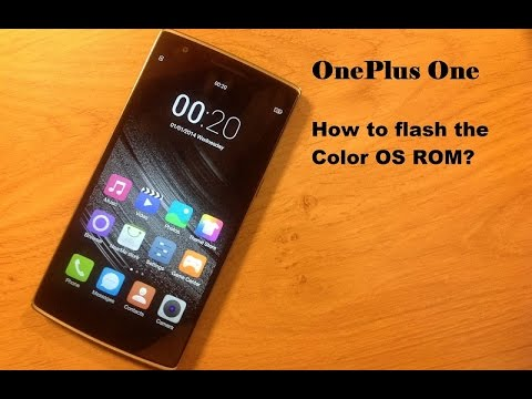 How to Install ColorOS on OnePlus One