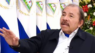 Entrevista exclusiva con Daniel Ortega