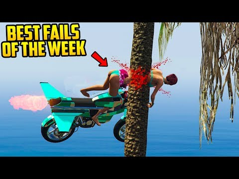 TOP 10 FAILS OF THE WEEK IN GTA 5! [Ep. 68]