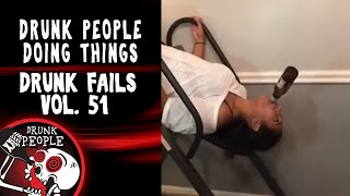 Funniest Drunk Fails Compilation Vol. 51 | Drunk People Doing Things