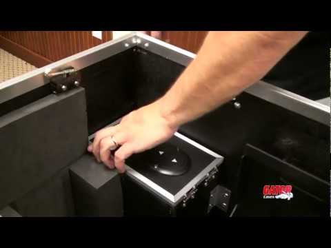 Gator Cases - Electronic LCD Lift Case Instructions