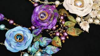 Download Video Beaded Chain Rose Necklace MP3 3GP MP4