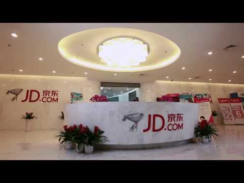 JD introduction of the second e-Commerce platform in China