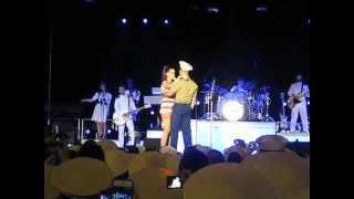 Katy Perry Kisses US Marine — Fleet Week NYC 2012 Video