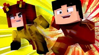 NÓS VIRAMOS SUPER HERÓIS! - Minecraft Lendário #15