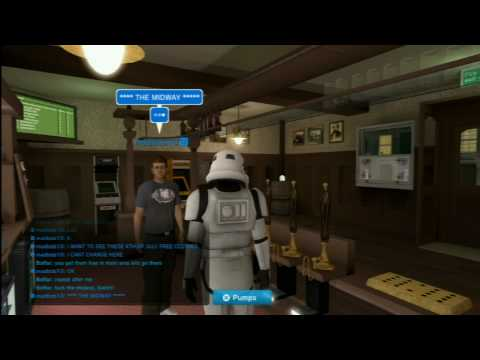 Classic Game Room - PLAYSTATION HOME: JULY 2010 review