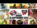 TOP 10 Tamil Songs In September 2018 - Rocking Ranging | September Songs | Tamil Song