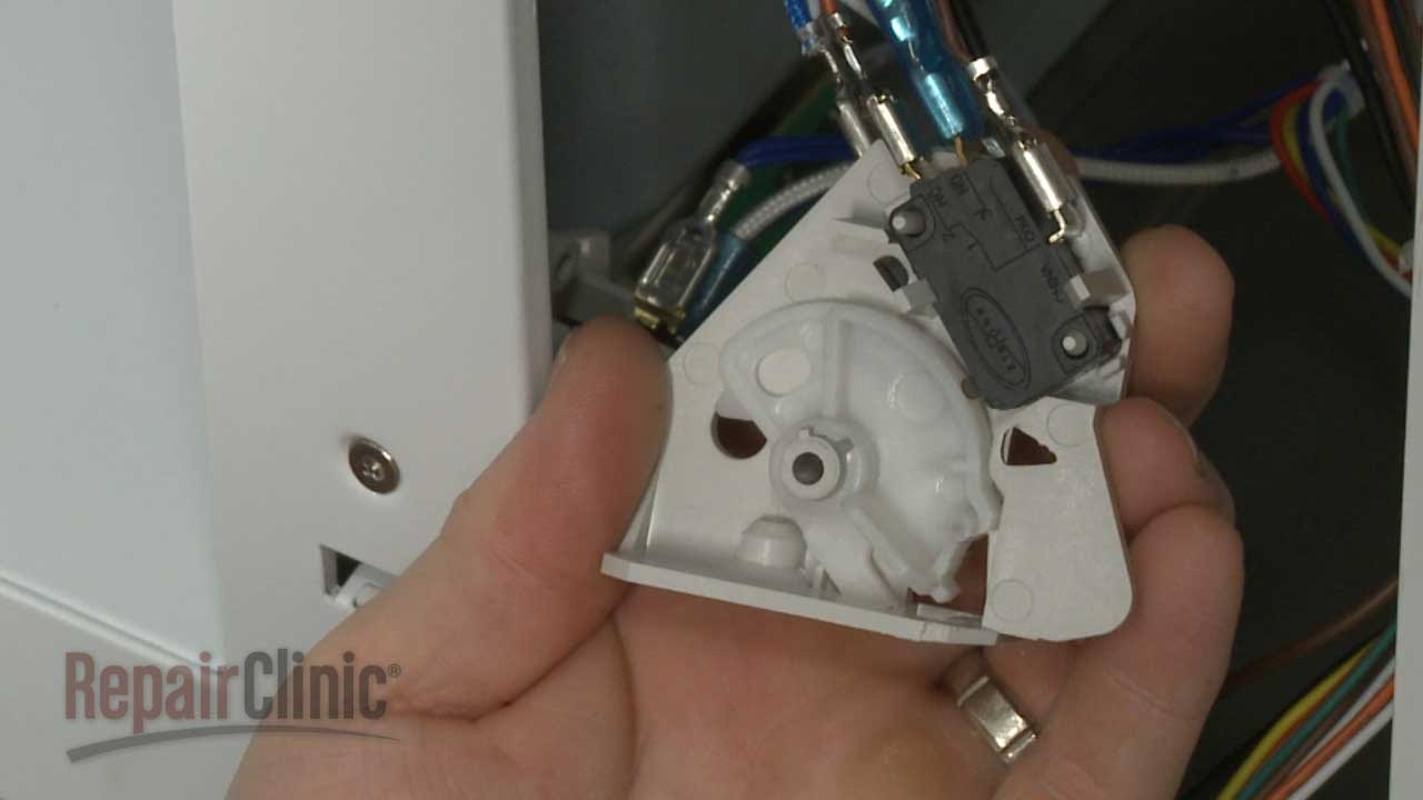 Whirlpool Microwave Latch Actuator
