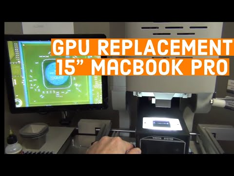 "MacBook Pro 15"" Early 2011 GPU Replacement 820-2915"