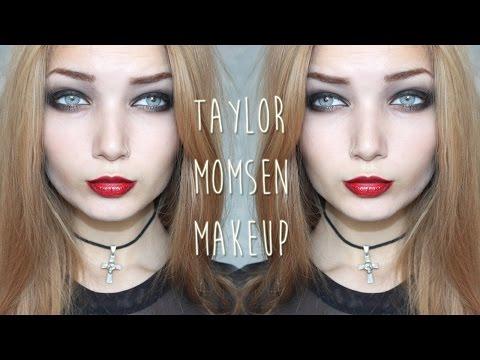 Taylor Momsen Dark Grunge Makeup Tutorial