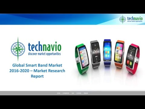 Global Smart Band Market 2016-2020 – Market Research Report