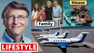 Bill Gates Lifestyle 2020, Income, Daughter, House, Cars, Family,Wife,Biography,Son,Salary&Net Worth