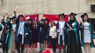Hüseyin Ayaz Ortaokulu Mezuniyet Töreni