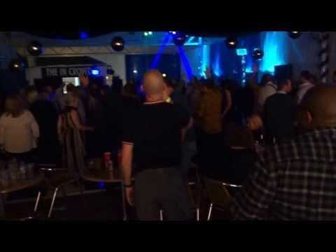 Soul Weekender Sunny Hunny 2013 Tribute Bob Sinclair With DJ Tony Fernandez and Chris Brown Dancing