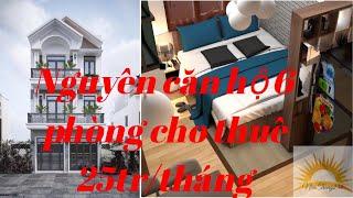 Mua Nhà Nha Trang vừa để ở, vừa cho thuê mặt bằng hoặc cho thuê căn hộ.