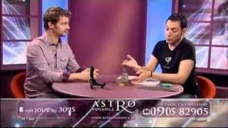 Nicolas Gigliotti et Sebastien Vanmulders en direct sur Plug RTL pour Astro  Voyance. e206404c5d58