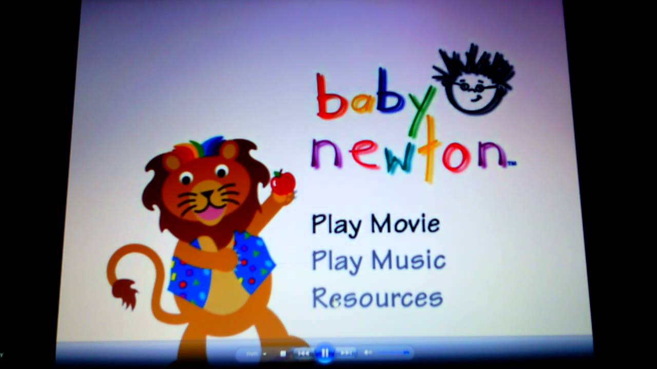 Baby Einstein: Baby Newton - Fun with Shapes 2002 pc game Img-1