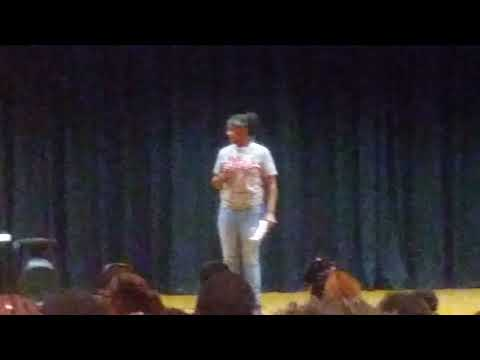 Angelina Patrick @Ruffner Middle School Talent Show
